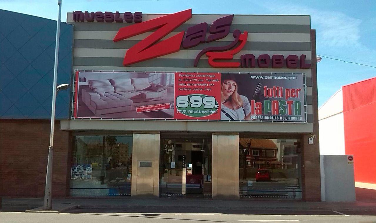 Nuestras tiendas de muebles en alzira alfafar y - Muebles valencia alfafar ...