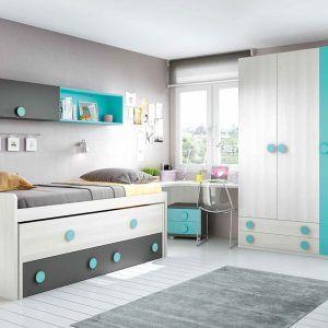 Dormitorios juveniles baratos habitaciones juveniles for Dormitorios juveniles modernos precios