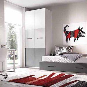 Dormitorios juveniles baratos Habitaciones juveniles baratas