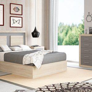 Dormitorios de matrimonio completos dormitorios de for Habitaciones matrimonio modernas baratas