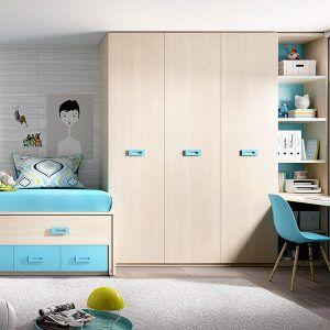 Dormitorios juveniles baratos habitaciones juveniles for Habitaciones juveniles completas baratas