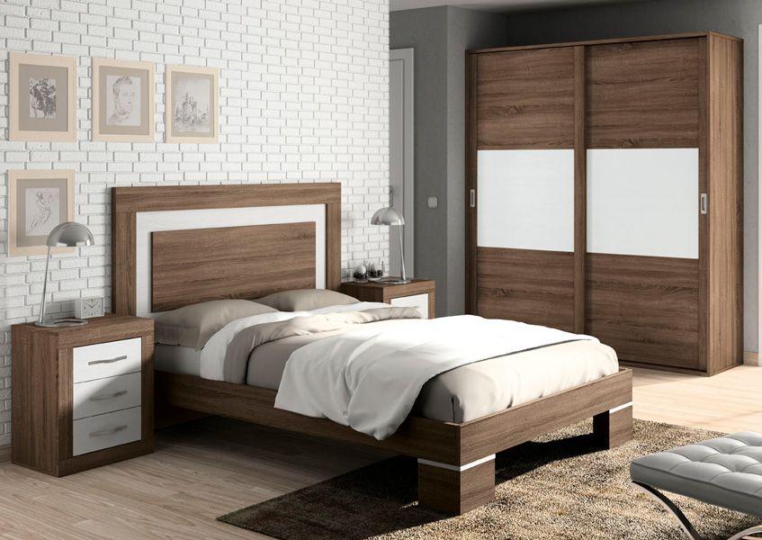Dormitorios de matrimonio completos dormitorios de for Habitacion completa para adultos barata