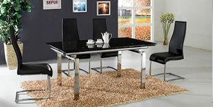 mesas y sillas comedor baratas