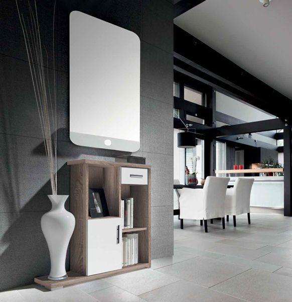 recibidores modernos