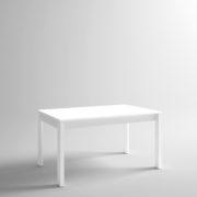 63043- mesa extensible. 140x90cm. blanco_poro
