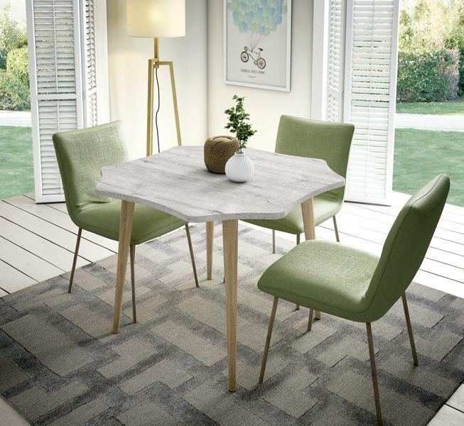 Mesas de comedor y sillas baratas lote de sillas para for Mesas plegables comedor baratas