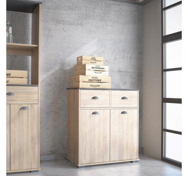 mueble-2-puertas-2-cajones-1-estante-aserrado-gris-grafito-800x400x900mm (1)