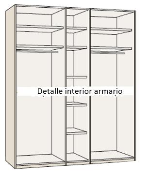 interior armaroi 5 puertas